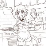 Comission - Muffins for breakfast! by VaNAsHtEaR