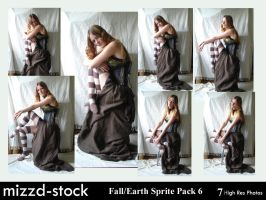 Fall+Earth Sprite Pack 6 by mizzd-stock