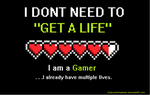 .:Get A Life:. by SpunkyFreakster