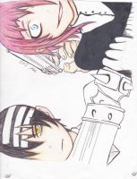 Soul Eater by animehottie96