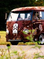 Rust on Wheels by UniversalCreativity