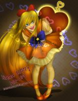 Sailor Venus by TianaScott