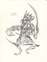 Scans Aug 2012 - Goblin by MarvelousCoconuts