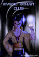 Mystic Gohan - Finished by peachchanvidel