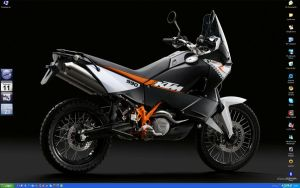 Desktop KTM by Outbound