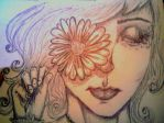 flower to the soul by monicaMae