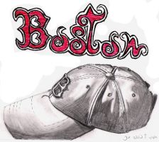 Boston Red Sox by sonic21