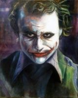 The Joker by Nis-Staack