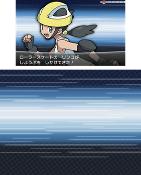Pokemon XY Versus Screen by Midnitez-REMIX