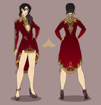 Cinder Fall Alternate Outfit by mirzers