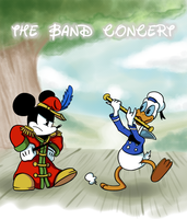 The Band Concert - 1935 by capitanusop