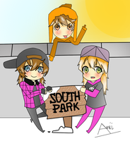 South Park by MelodyMusicGirl