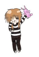 Uruha Chibi 2 by Gotothedoor