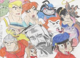 A Tribute To Don Bluth by AuronTsubaki1985