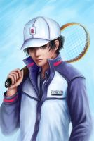 The Prince of Tennis by AksaArt