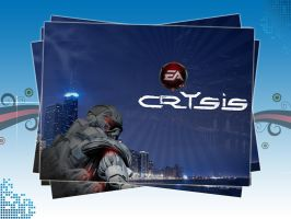 Crysis Game by DuroArt