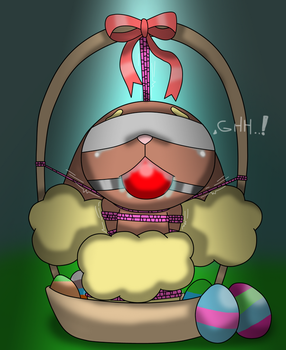 Easter catch by soupcanz