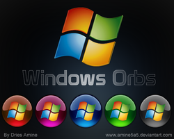 Windows Orbs by amine5a5