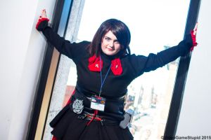 Anime Boston 2015 - Ruby Rose(PS) 04 by VideoGameStupid