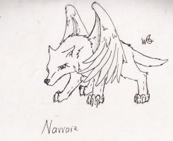 Navvare Uncoloured by Karak-Crow