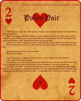 Poker Pair - Part Four - by Sinanxis