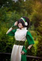 Toph Bei Fong by TophWei