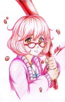 Kuriyama Mirai by Men-dont-scream