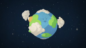 Happy Earth Recycling Project by ameba2k