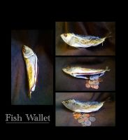 Fish Wallet by systemcat