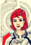 Fem Shep 2.0 by Ooupoutto