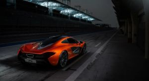 (Paddock)  McLaren P1 by curtisblade