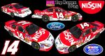 2001 NBS Fictional Nissin Ramen Taurus by Lowes4804