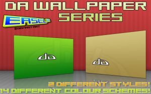 DA Wallpaper Series by Easel