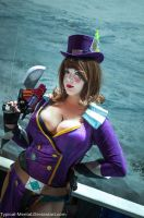 Mad Moxxi Redux 1/3 by Typical-Mental
