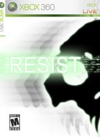 Resist Cover Art - Signal by SH9DOW