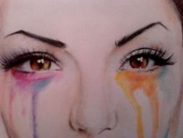 Colourful eyes by SofiaAliens