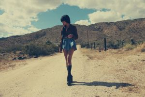 Way Out West by teddymeyer