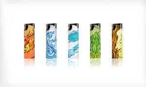 5 elements Lighter Design by Street-FX