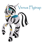 Venus Flytrap by Nightfire-613