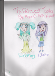 -Rosy and Claire Fanart- by Kupuohi
