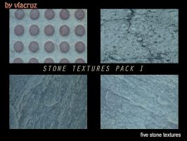 Stone textures pack I by vlacruz-stock