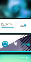 Clubberry Logo by alex-xs