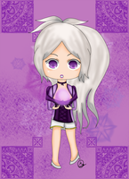 Silver Nox Ourania- Gaiaonline by Therapii
