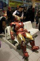 Iron Man - Free Comic Book Day 2012 by Old-Trenchy