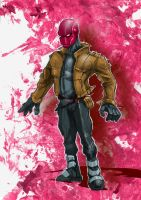 Red Hood / Jason Todd by daawg
