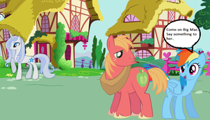 ~ Say Something Already ~ by Angelicsweetheart