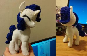 First Time Making Pony Doll by KimikoNyanChan