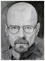 Walt White - Breaking Bad by mychemplan