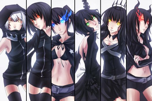 brs characters by zearyu