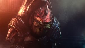 Urndot Wrex the Krogan Warlord by DP-films